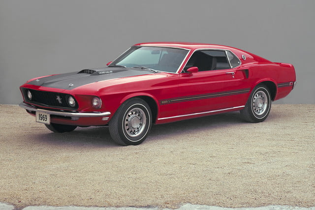 ford mustang history 69 1