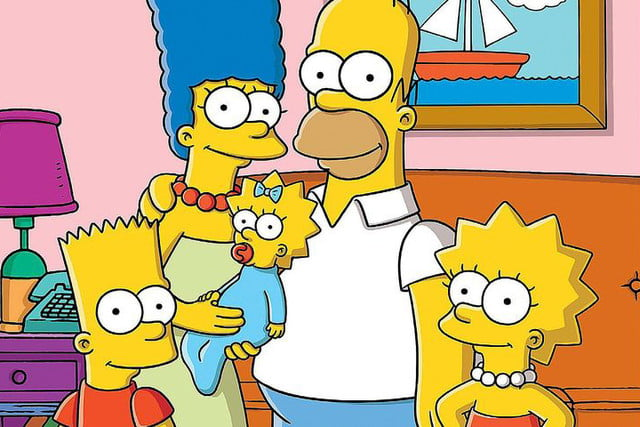 best tv moms 8marge simpson the simpsons 705