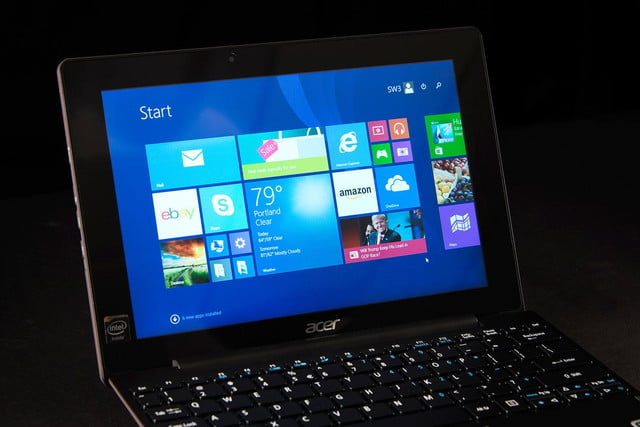 ACER Aspire Switch 10 screen