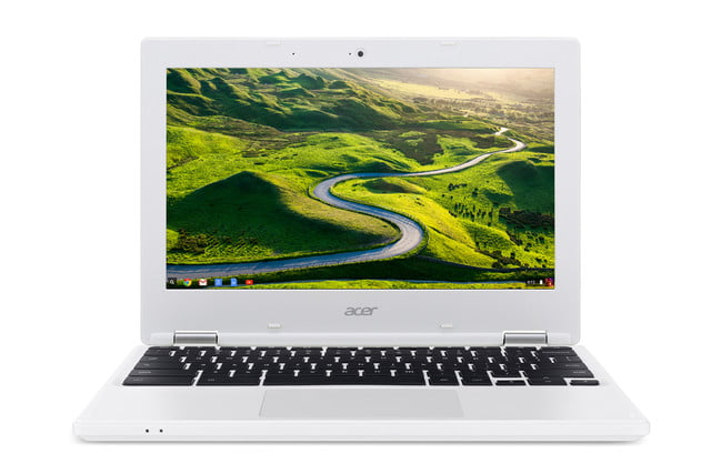 acer computing announce ces 2016 chromebook 11 cb3 131 straight on