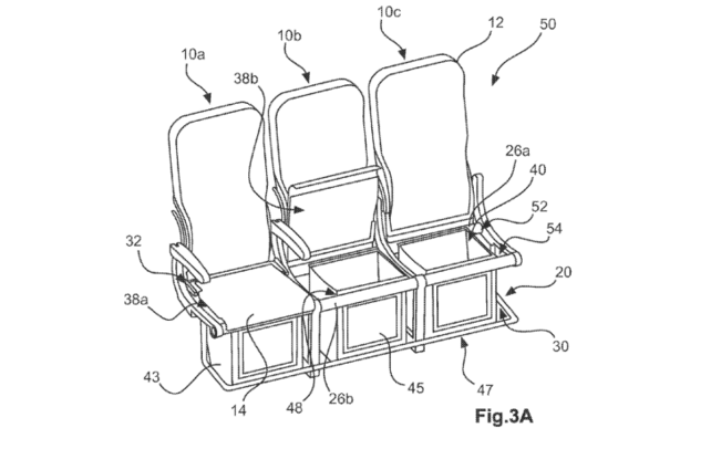Airbuss Bench Seating Idea May Not Be As Awful As It Sounds