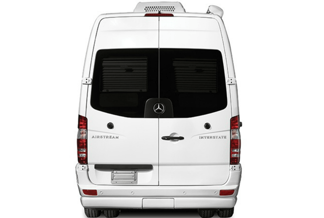 airstream interstate grand tour ext back silver