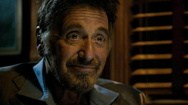 Al Pacino to play form...