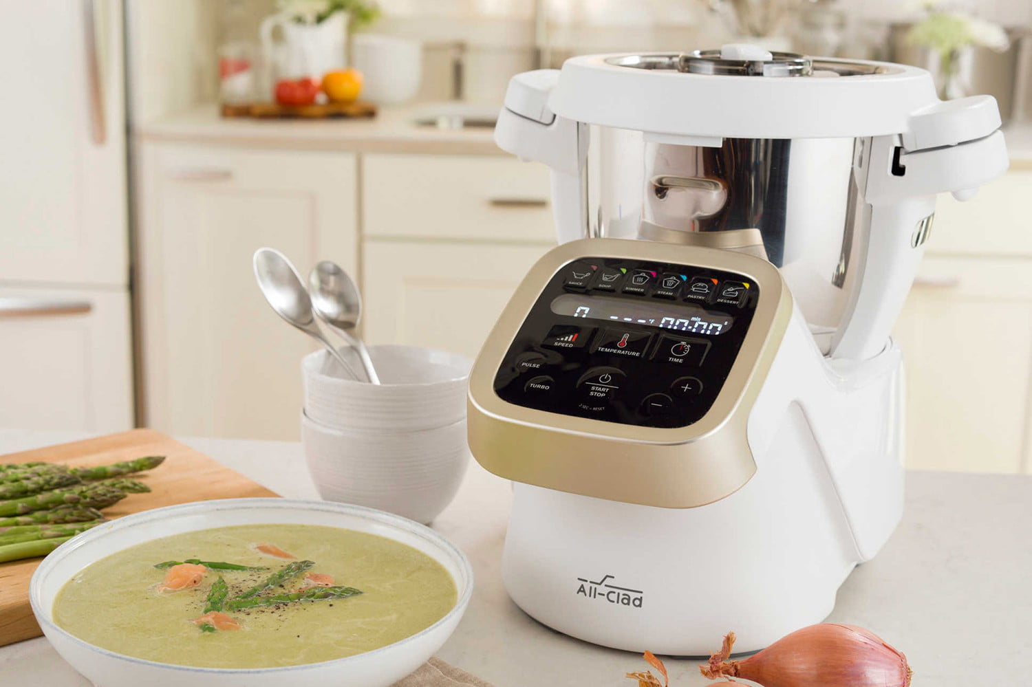 Merveilleux Showdown: Bellini Vs. Thermomix Vs. All Clad Prep And Cook | Digital Trends