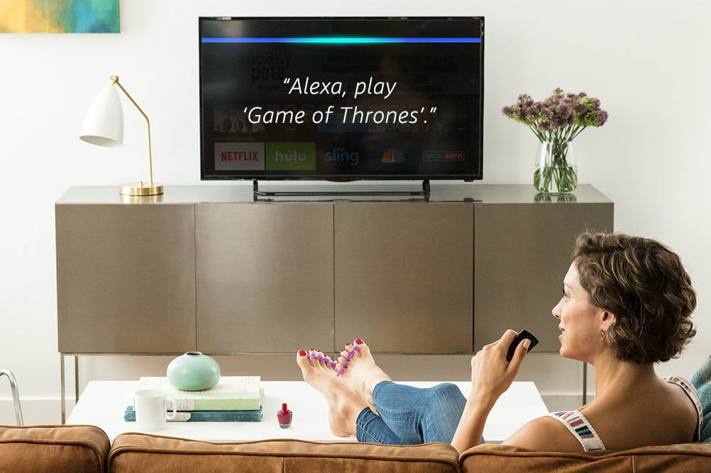 Amazon tech deals Fire TV with 4K Ultra HD and Alexa Voice Remote