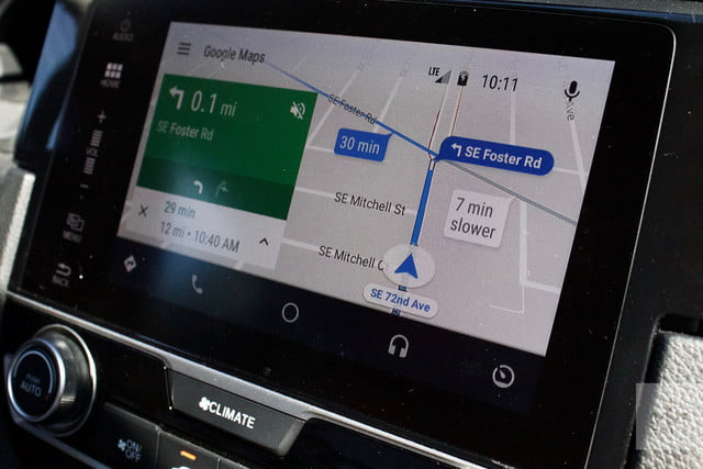 Android Auto Review: An Infotainment System Revolution | Digital Trends