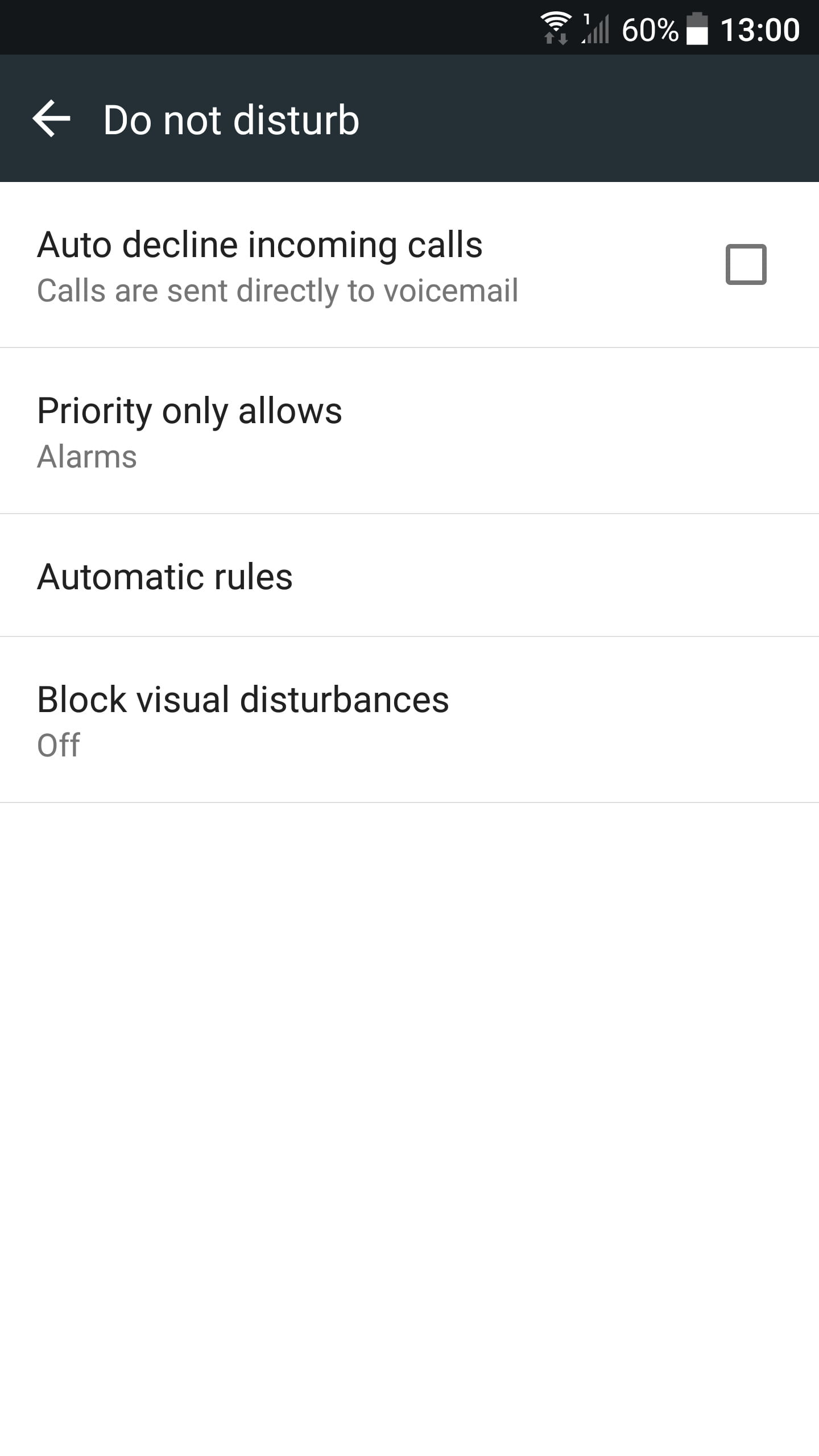 How To Use Do Not Disturb Mode In Android Digital Trends