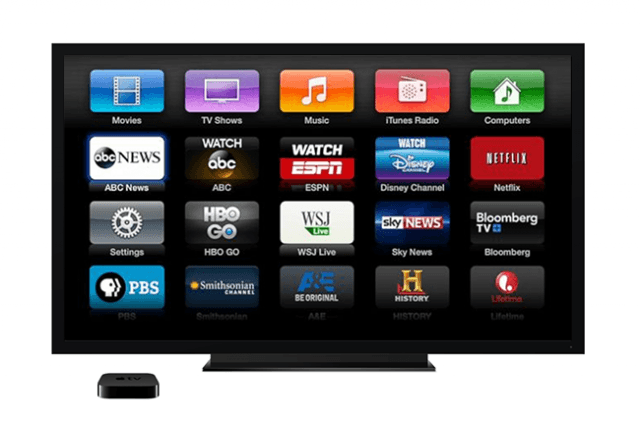 Apple Tv Adds Free Ad Based Channels Abc News Aol On