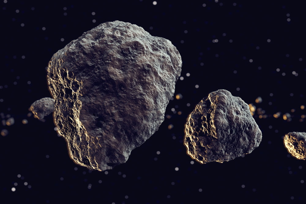cool asteroid pictures - photo #30