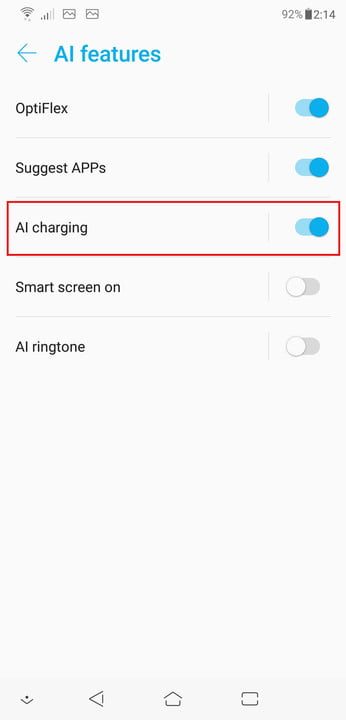 How to use AI features