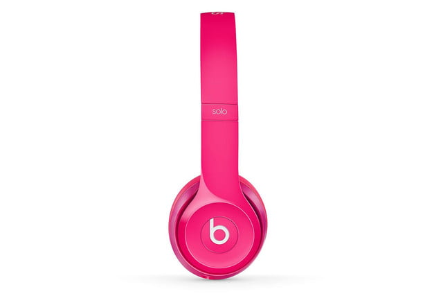 beats launches redesigned solo2 headphones ink dries acquisition solo 2  press pink side view