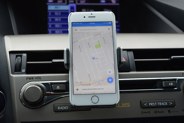 belkin car vent mount first impressions 08