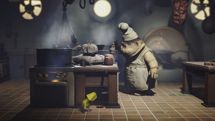best horror games of all time little nightmares