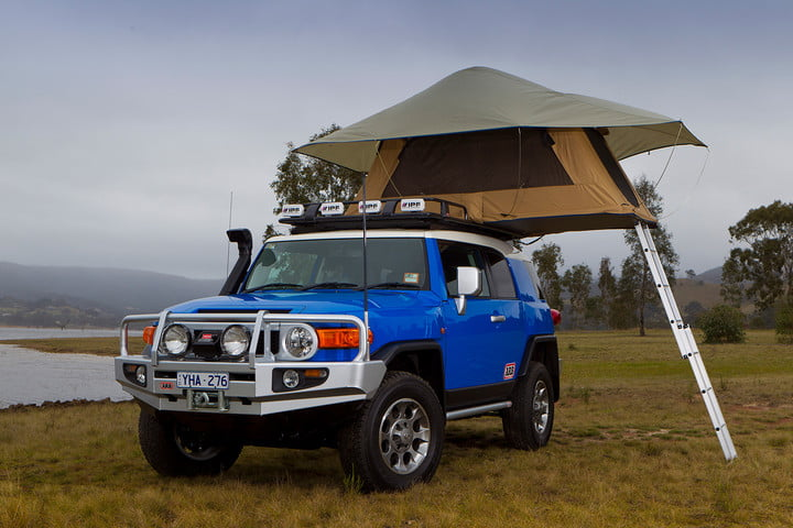 best rooftop tents ARB Kakadu