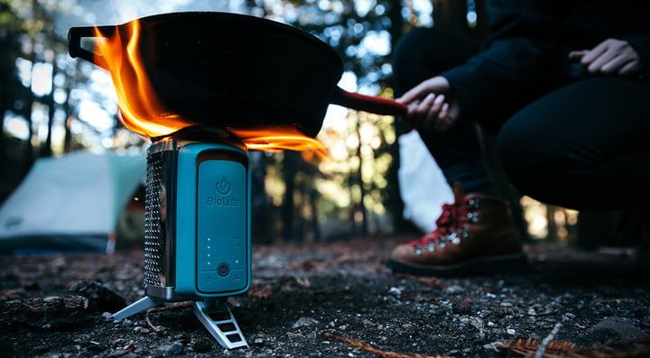 best tech under 100 dollars biolite cookstove