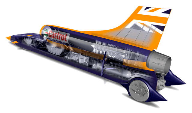 bloodhound ssc performance specs pictures final design 6