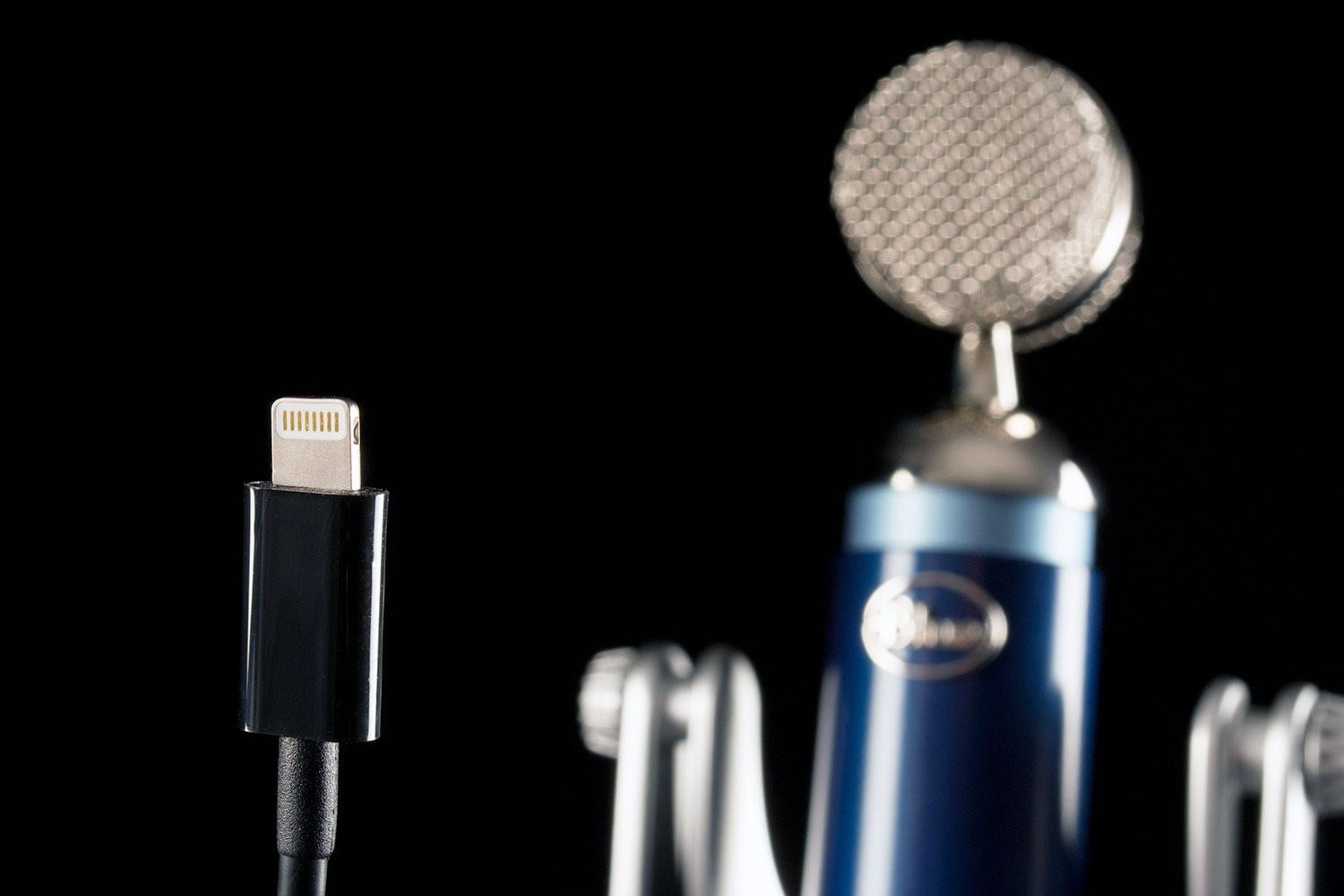 Blue Microphones Spark Digital Review Trends Trailer Plug Wiring Diagram Besides Mic Cables Xlr Connector Lightning