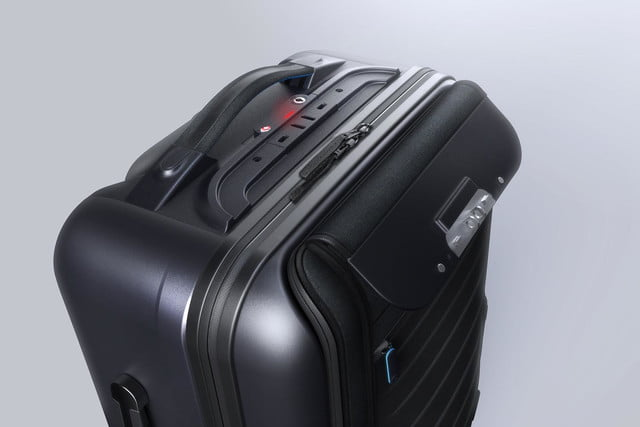 Bluesmart connected suitcase