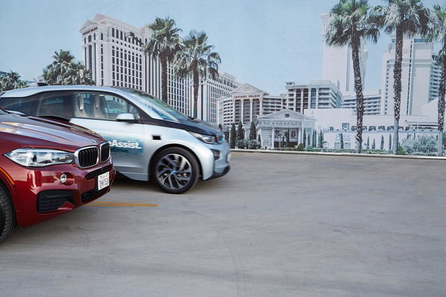 bmw automated parking technology ces 2015 remote valet 17