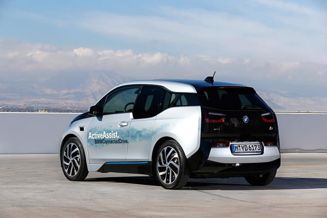 bmw automated parking technology ces 2015 remote valet 26