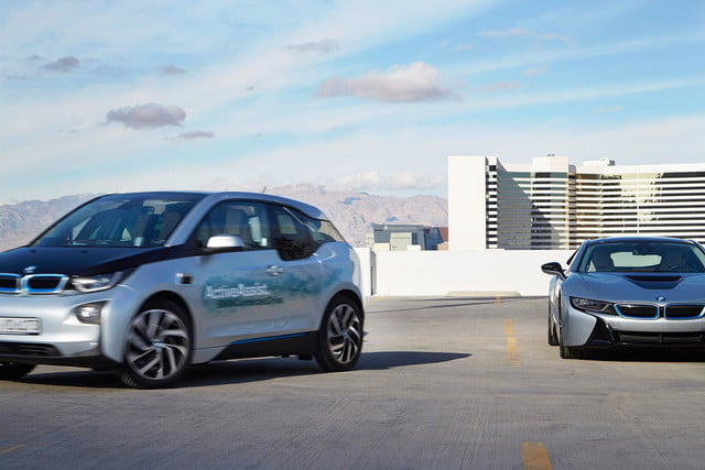 bmw automated parking technology ces 2015 remote valet 8