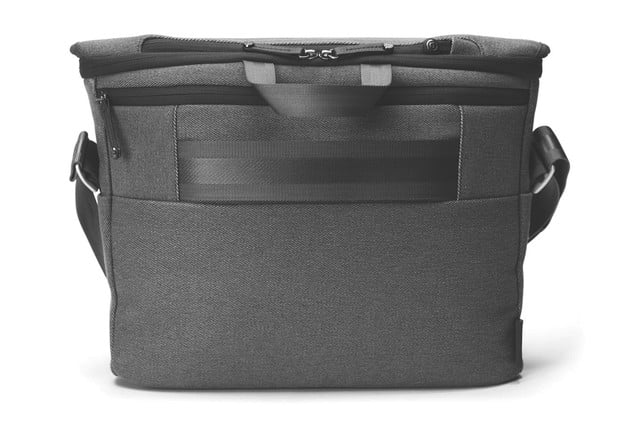squeeze 2 dslrs and laptop into booqs python catch bag theres still room booq 14