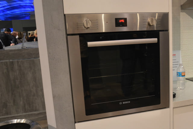 appliance trends kbis 2017 bosch home connect oven