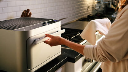 The Brava Oven Uses Light (And Seemingly Magic) To Cook Your