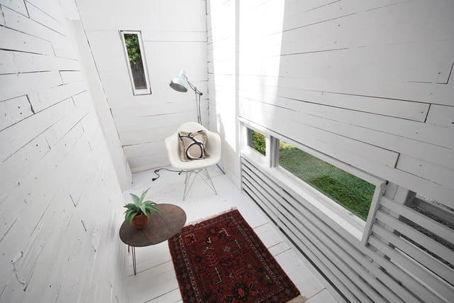 retreat from society and relax in these idyllic cabins around the world brooklyn garden studio 11