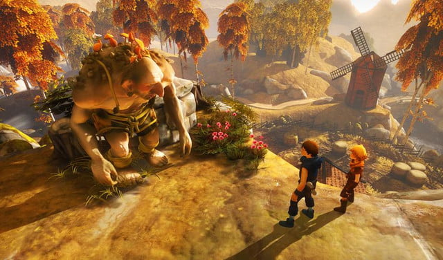 brothers a tale of two sons screenshot 18