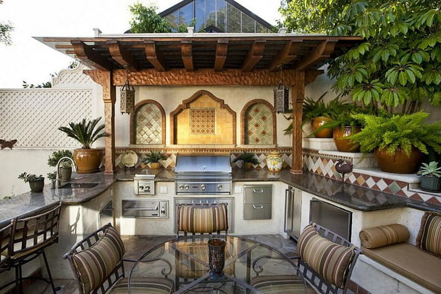 Amazing grill setups: C and C Partners Grill