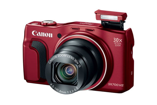 Canon Powershot SX700HS Red