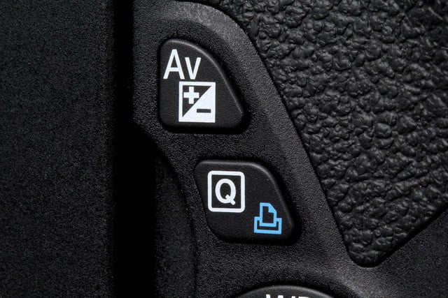 Canon Rebel EOS T5i buttons macro