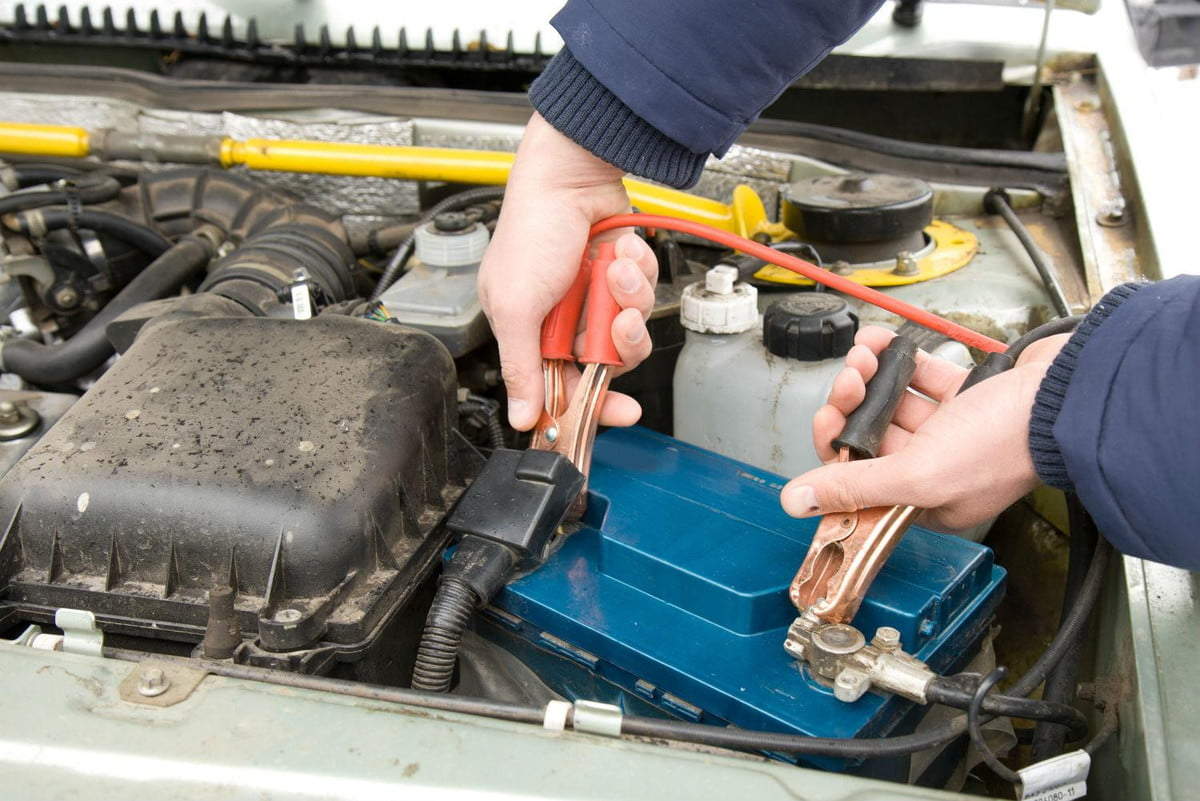 How To Check, Charge, And Replace A Car Battery