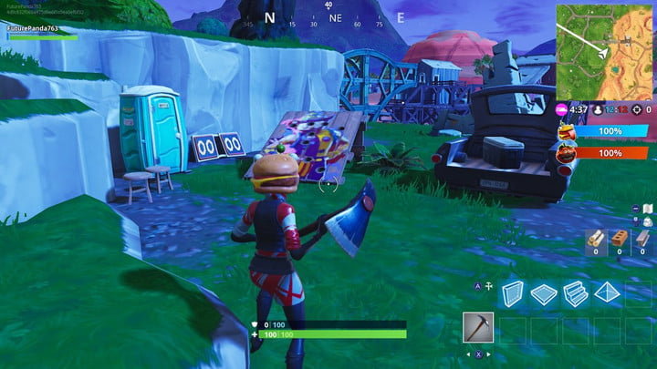 fortnite carnival clown boards location week 9 challenges