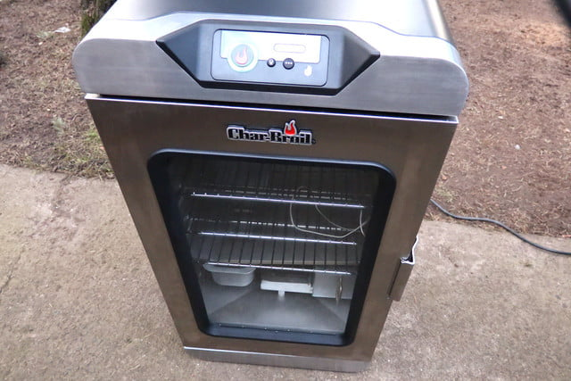 Char-Broil Digital Electric Smoker with Smart Chef Technology