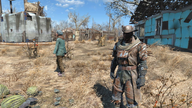 enter the wasteland without leaving home with our 5k screenshots from fallout 4 characters3