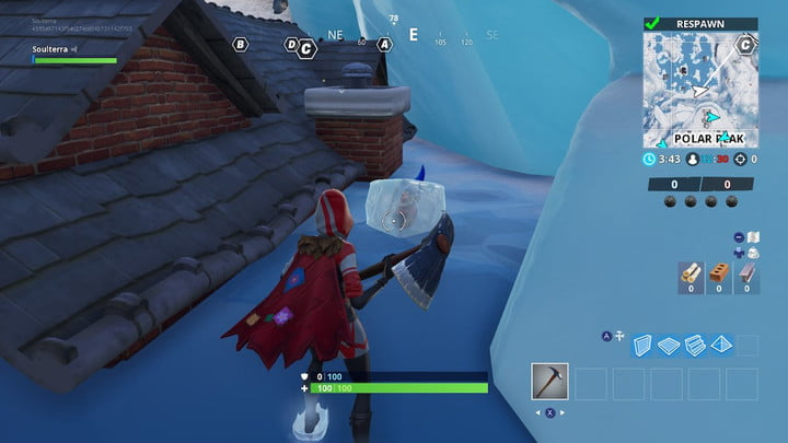 Gnome 6   fortnite week 6 challenges fortnite search chilly gnomes season 7