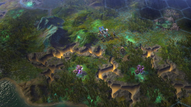 will first 250 turns civilization beyond earth shape screenshot 3