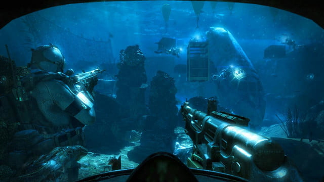 COD Ghosts_Into the Deep Current Gen