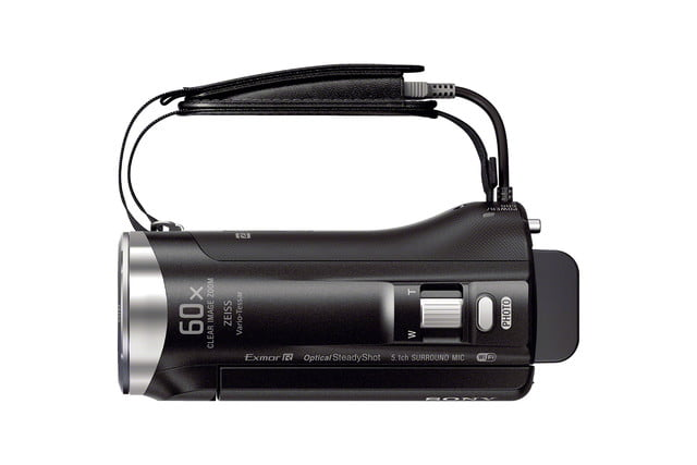 sony action cam and camcorders cx455 0006