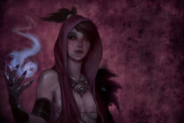 heres everything need know story leading dragon age inquisition dao concept art 14