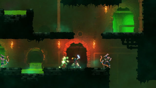 dead cells hands on review screens 4