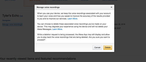 How to Hear And Delete Alexa Conversations | Digital Trends