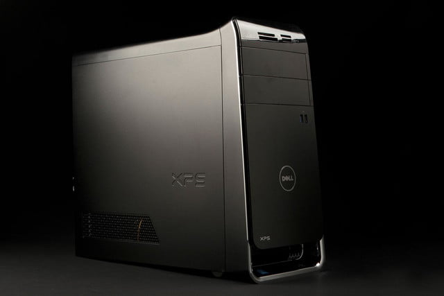 Dell XPS 8700 Desktop front angle
