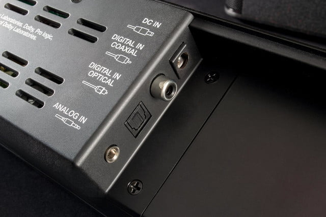 Denon DHT S514 review rear inputs