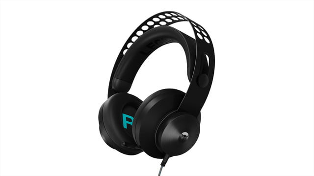 lenovo announce new legion gaming peripherals ces 2019 03 h300 passive noise cancelling retraceable mic