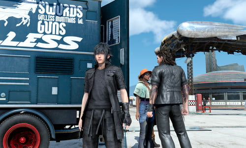 Final Fantasy XV PC Performance Guide | Digital Trends