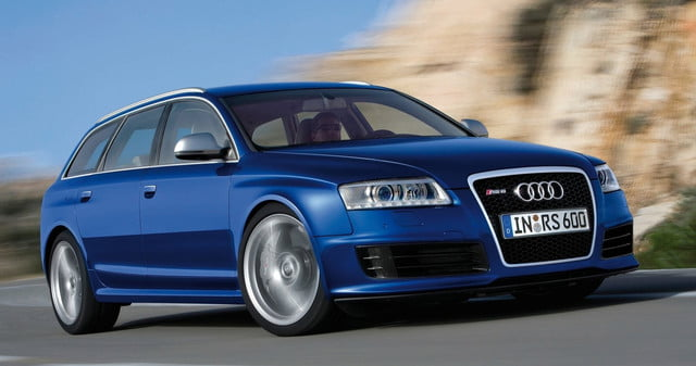 favorite station wagons from history 2008 audi rs6 avant