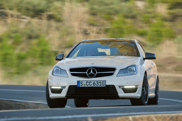 11 cars that will go extinct in 2016 2012 mercedes benz c63 amg coupe 7
